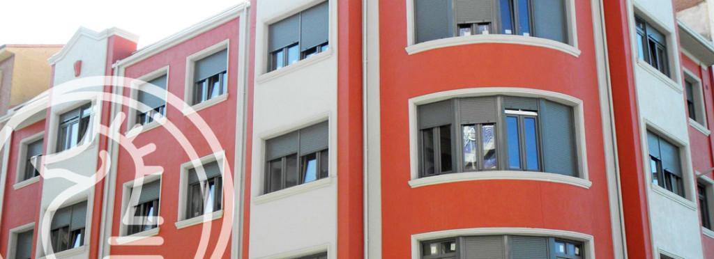 Rehabilitación de edificios, fachadas...